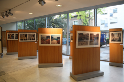 The<em>Dubrovnik…</em> exhibition held in Rueil Malmaison