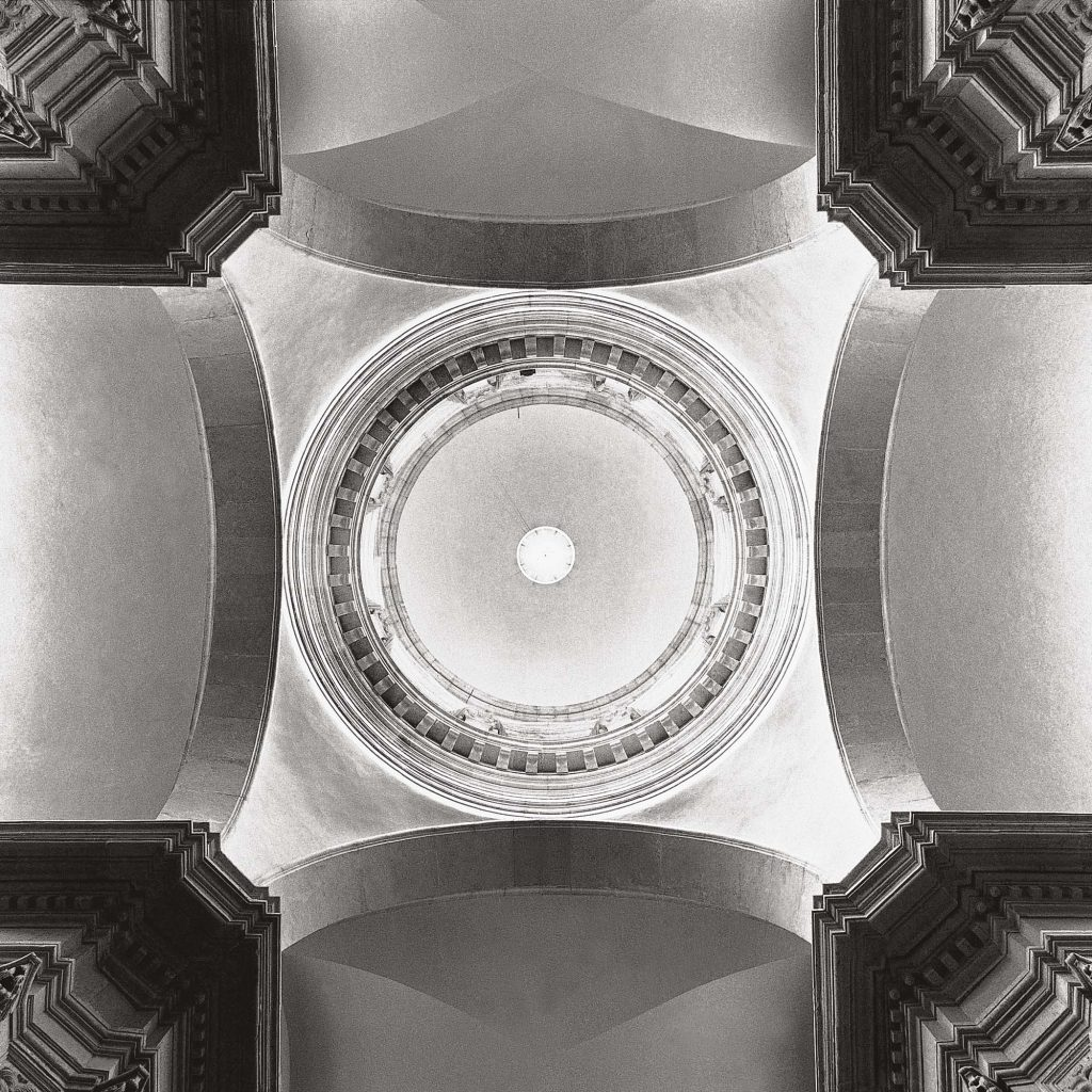 BAROQUE DOME, Cathedral, July 1989