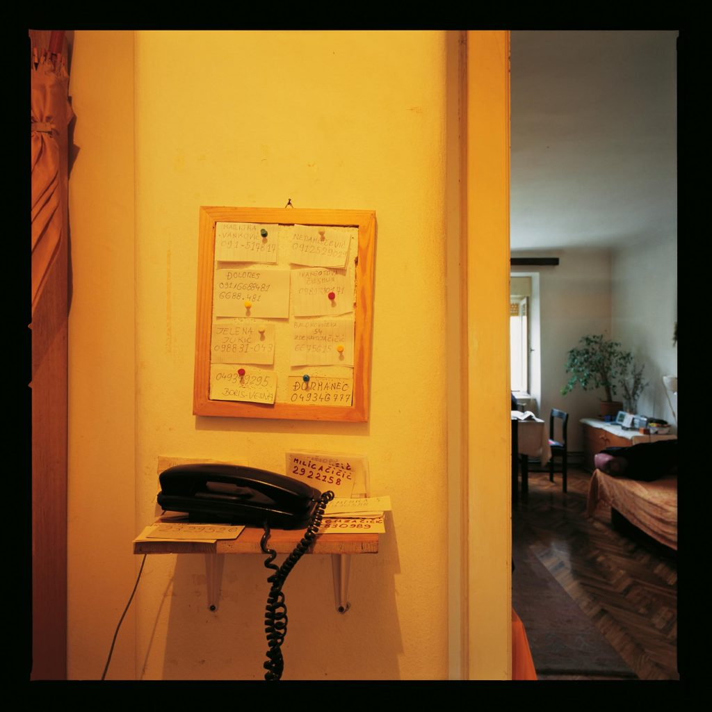 OUR HOME / OUR TELEPHONE NUMBERS  22.10.2006. / 14:42