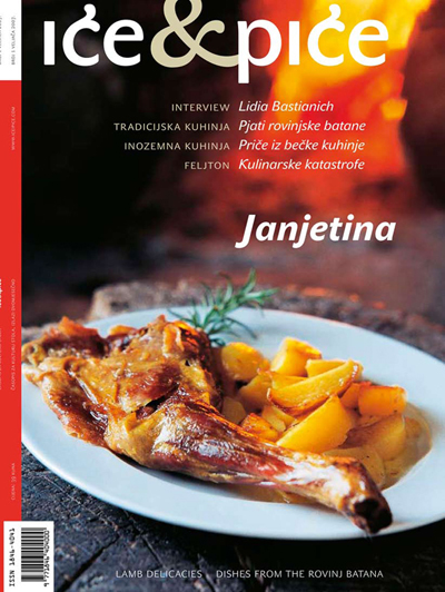 Damir Fabijanić launched Iće&piće magazine