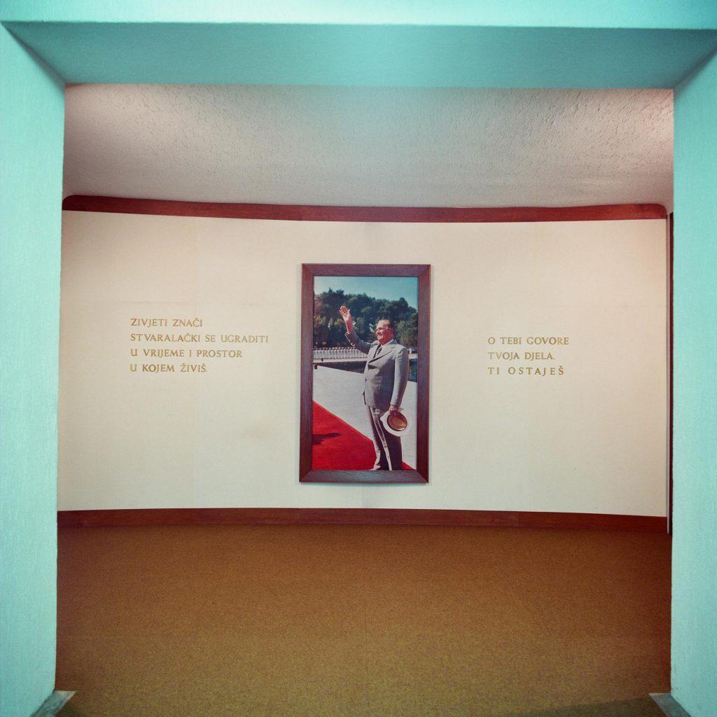 <em>O tebi govore tvoja djela...</em>, brijuni, 1993