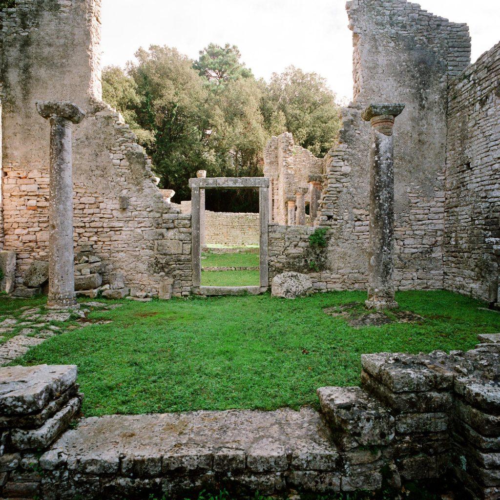 Antika, Brijuni, 1993