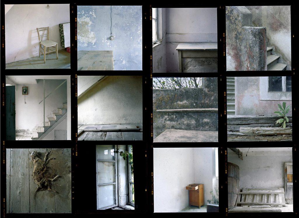 Kontakt kopija svih motiva, Zlarin, 2002