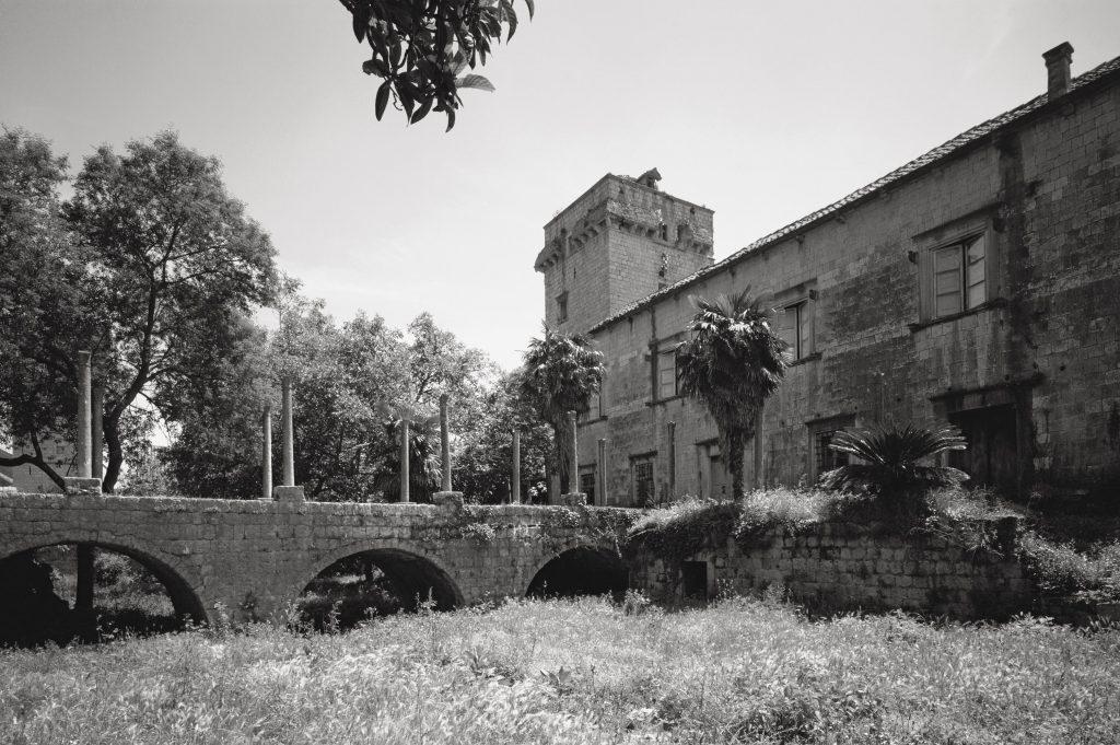 Suđurađ (Šipan), the villa of Tomo Stjepović Skočibuha (1529-46)