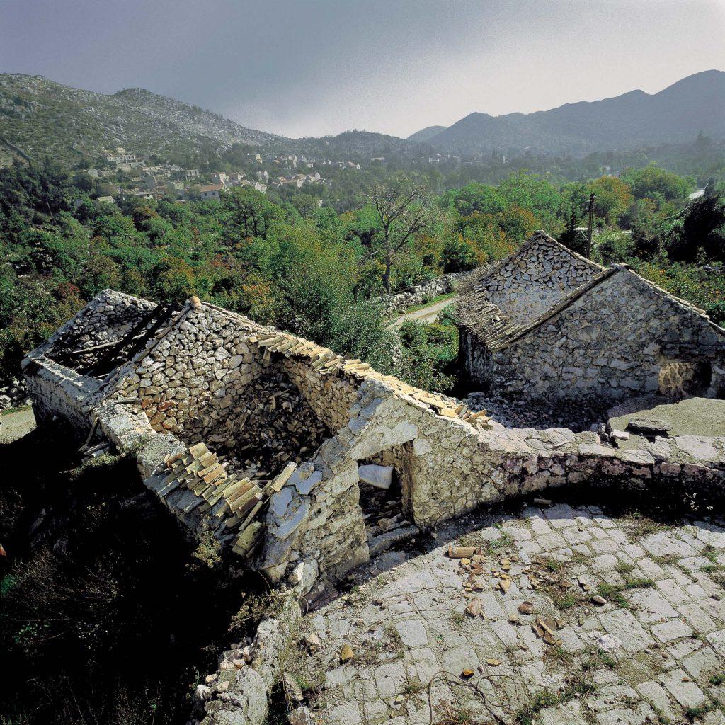 OSOJNIK, Dubrovačko primorje, November 1992
