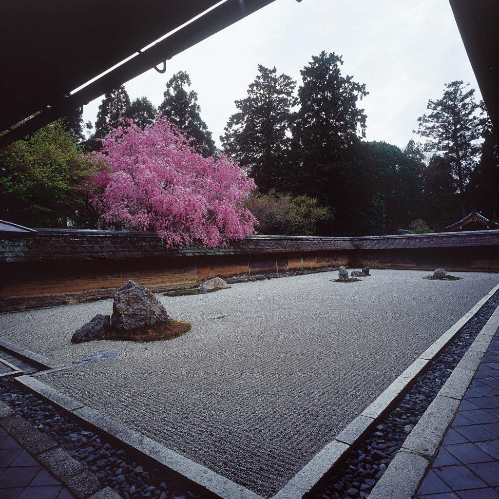 Remek djelo - Ryoanji vrt od kamena i pijeska