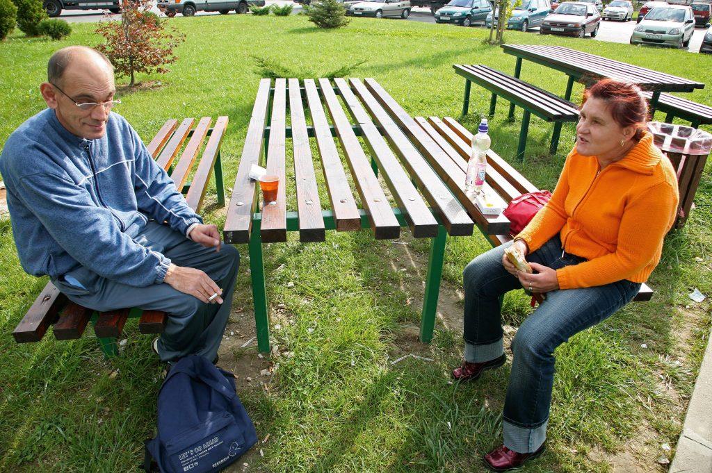 KAVU ILI SENDVIČ?  Božidar K., Ankica M. / 23.10.2006. / 12:03