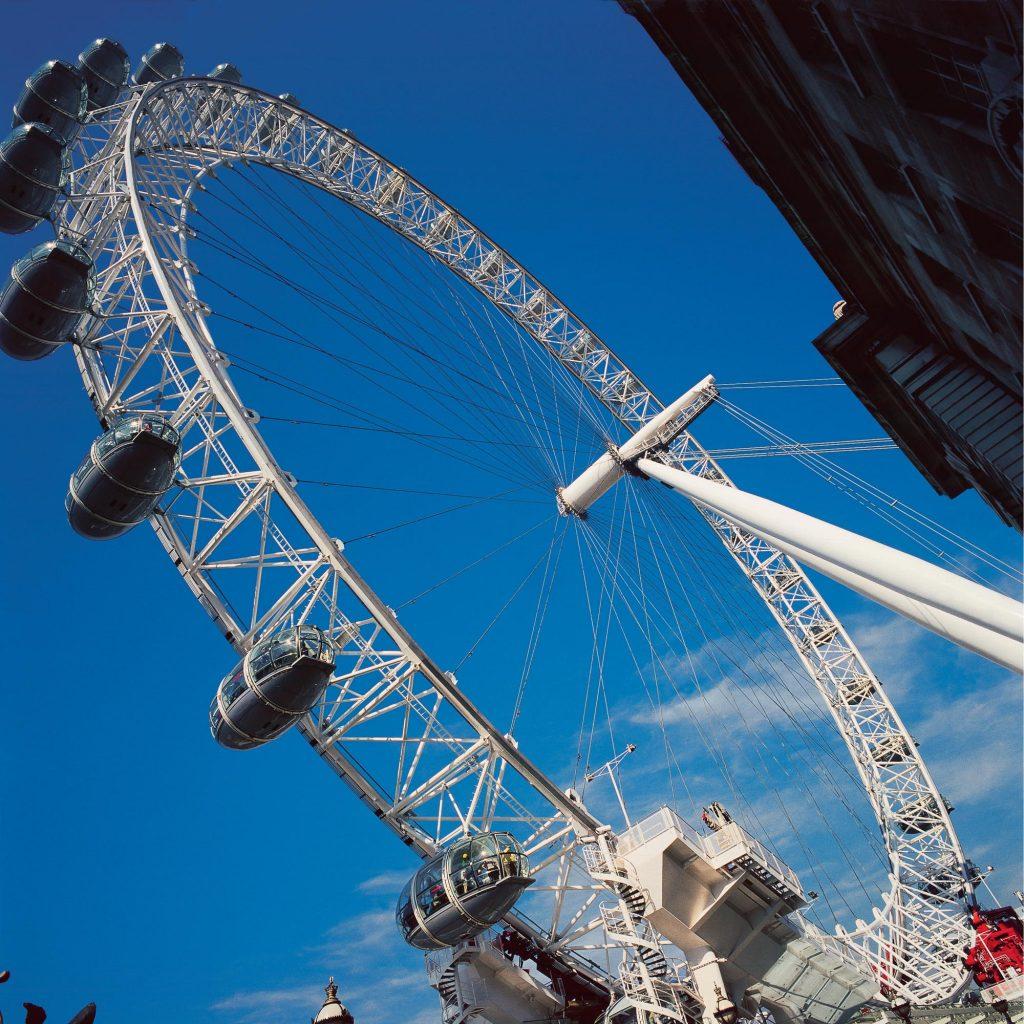 L - The London Eye
