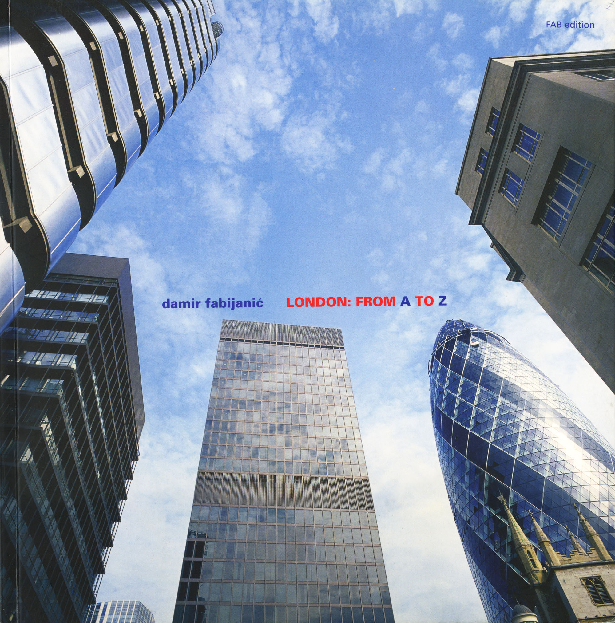 The exhibition and book: <em>London from A to Z</em>